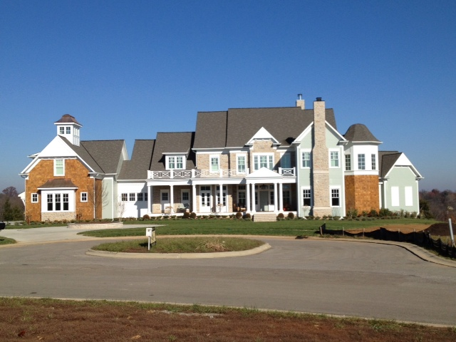 Recently Completed Custom Home In Prospect Ky By Louisvil