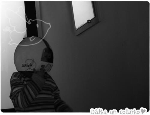Casco De Astronauta de papel mache | dalheuncolinho ...