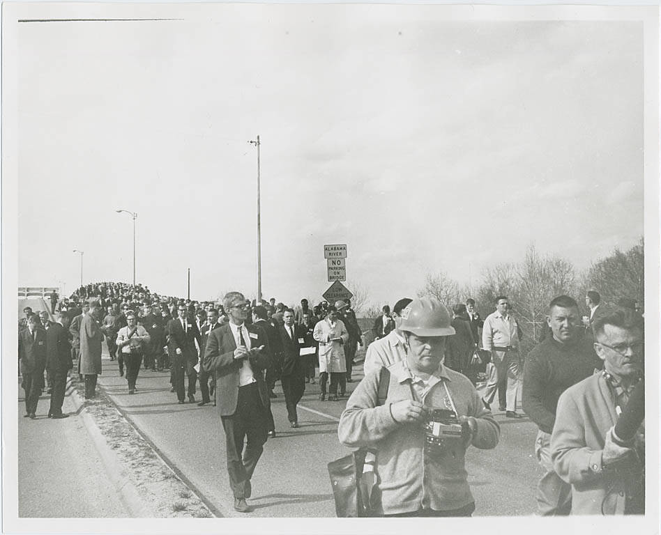 Alabama civil rights movement Selma to Montgomery march Flickr