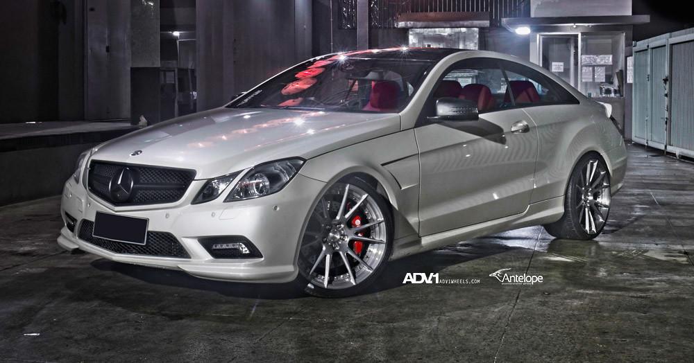 Mercedes w207 e coupe adv6 2 m v2 adv1wheels flickr for Mercedes benz w207