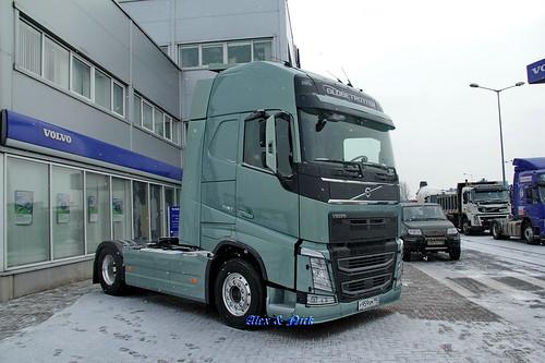 Volvo Fh 500 Rus Alexey Flickr