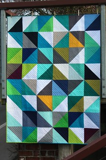 FAITH Circle February quilt completed | by aquilterstable