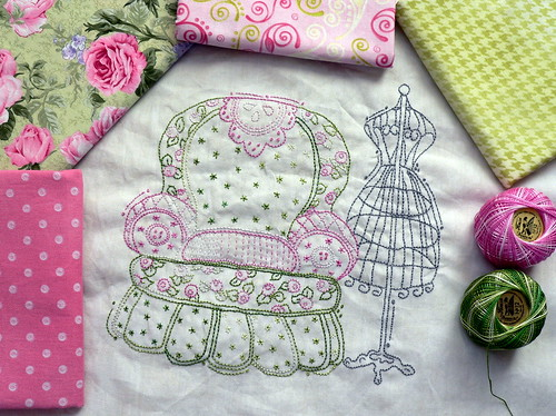 My Cozy Chair | by Deb@asimplelifequilts
