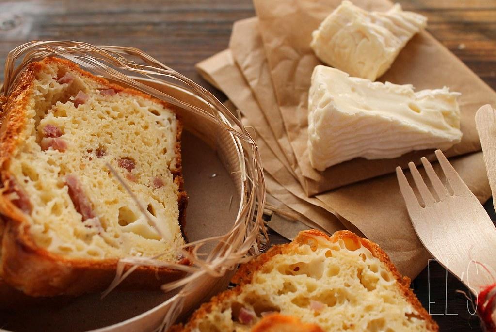 Cake Au Camembert Jambon Blog