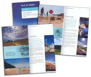 The Official Isle of Wight Summer Pocket Guide 2012 / 2013 | by s0ulsurfing
