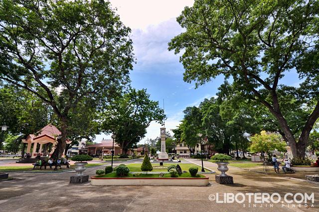 Quezon Park, Dumaguete City