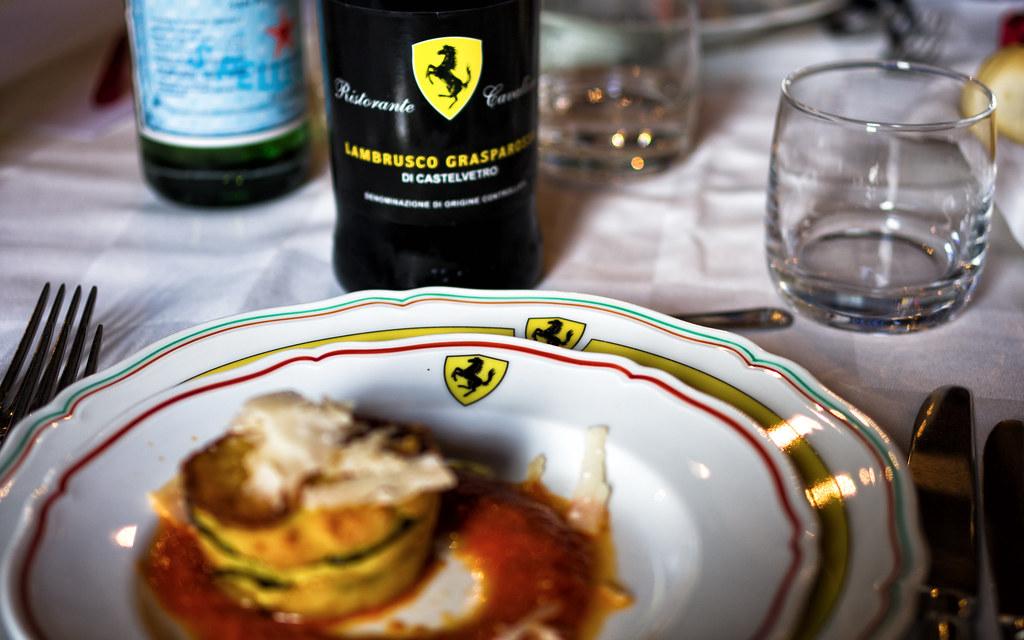 Ferrari Dining Ristorante Il Cavallino Maranello Flickr