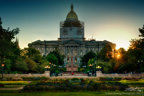 Colorado Capitol in the Morning | by Evan Gearing (Evan's Expo)