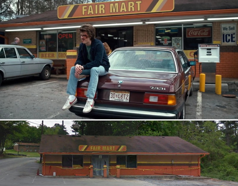 Stranger Things Filming Locations Season 2