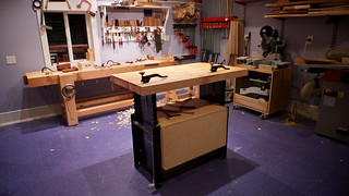 Joinery Bench | by etherfarm
