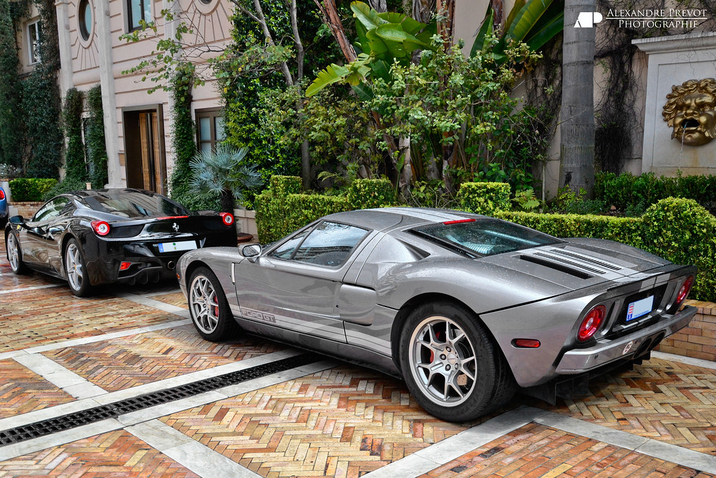 Ford Gt Tungsten Limited Edition By Alexandre Prevot