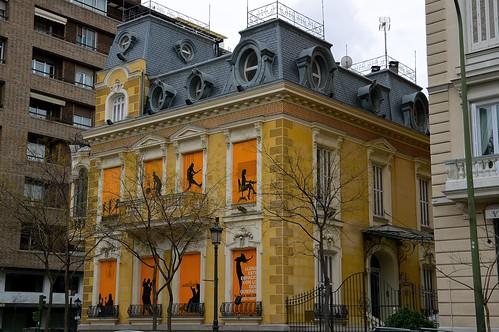 Palacete calle ortega y gasset esquina con castell madr - Calle castello madrid ...