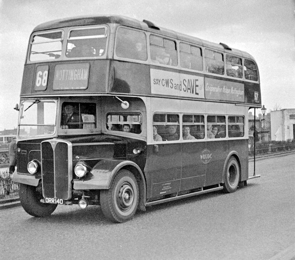 A West Bridgford Aec By Geoff7918