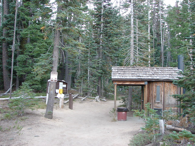 Mt. Thielsen Trailhead