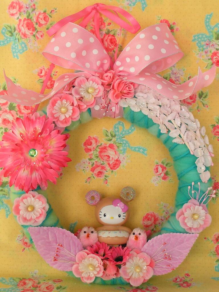 Maries Manor Hello Kitty: Happy Spring!!!..xox