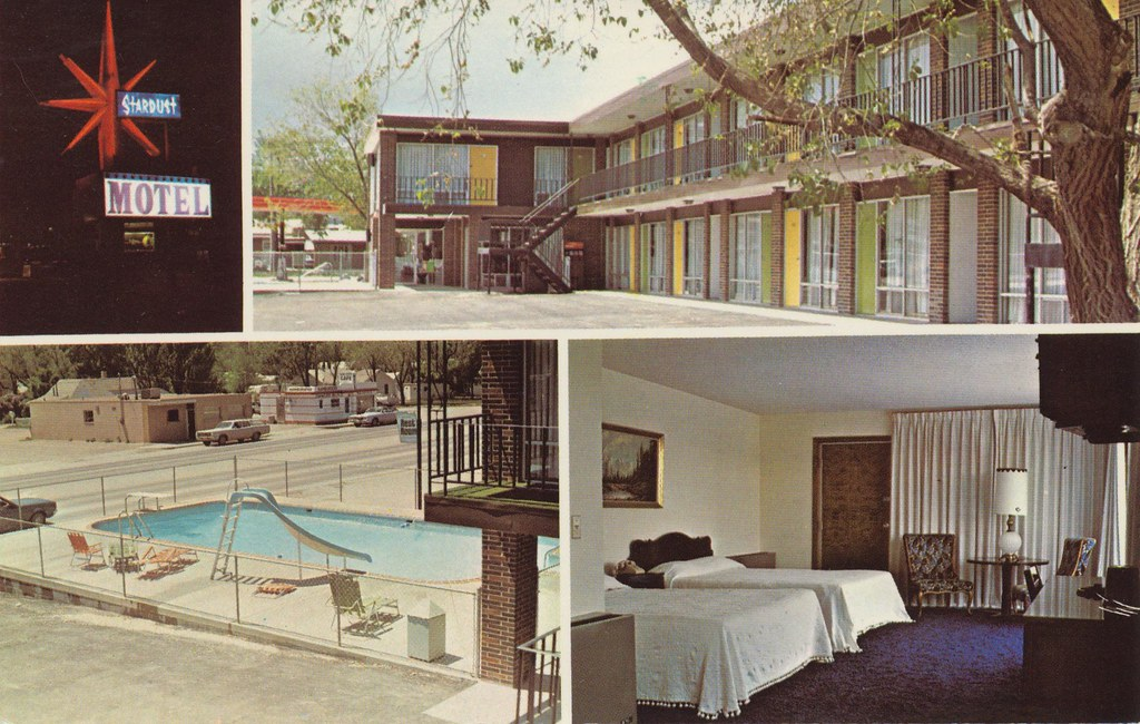 Stardust Motel - Rapid City, South Dakota