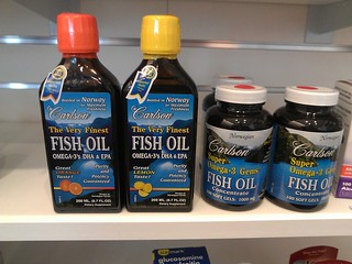 "Since when do ""Great Lemon Taste!"" and fish oil go together? 
