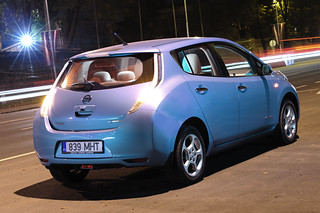 Nissan Leaf 2012 4 | by Janitors