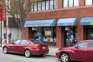 Danbury, CT: Charles One-Stop Convenience CPU | by PMCC Post Office Photos