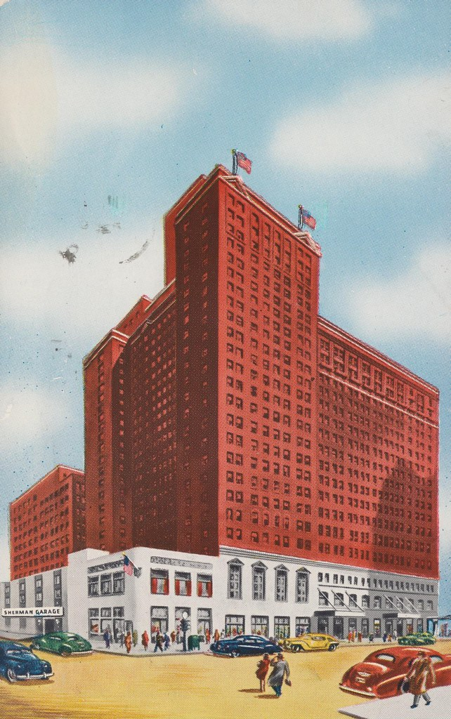 Hotel Sherman - Chicago, Illinois