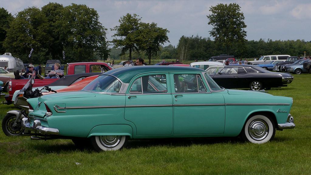 1955 plymouth belvedere 4 door sedan v8 opron flickr for 1956 plymouth belvedere 4 door