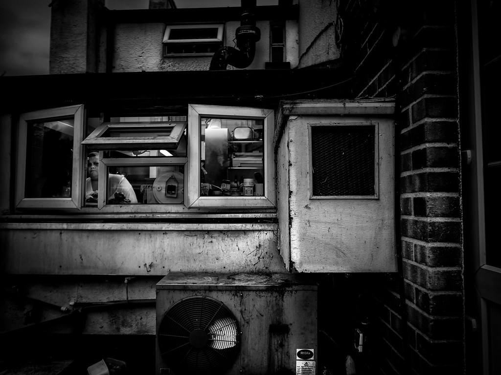 Kitchen Sink Drama (English Pub-side) | Anglers Retreat Kitc… | Flickr