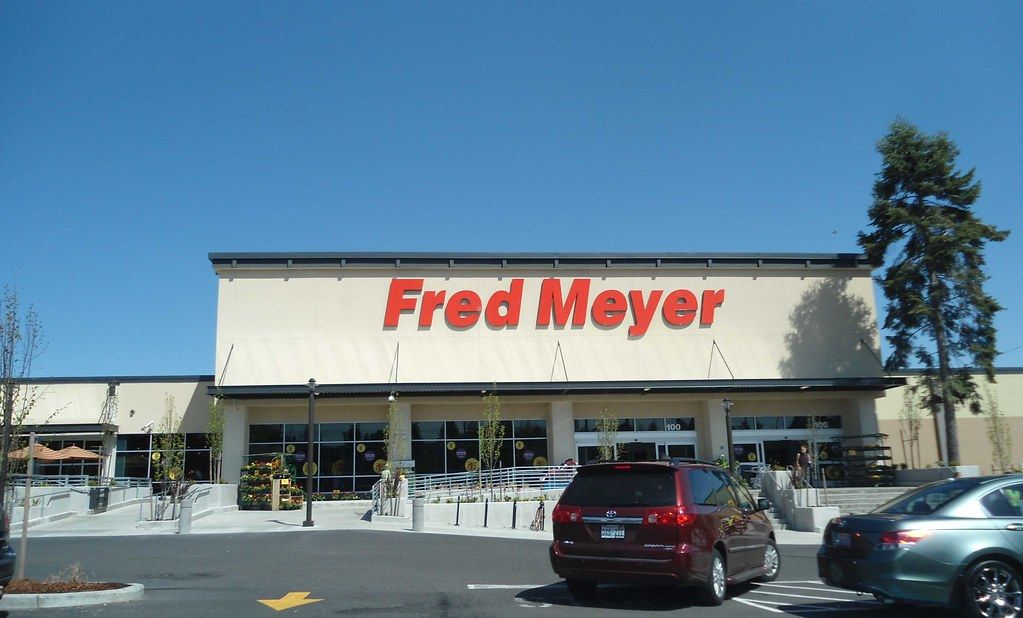 Remodeled Fred Meyer Store on 85th St in Greenwood area Se ...