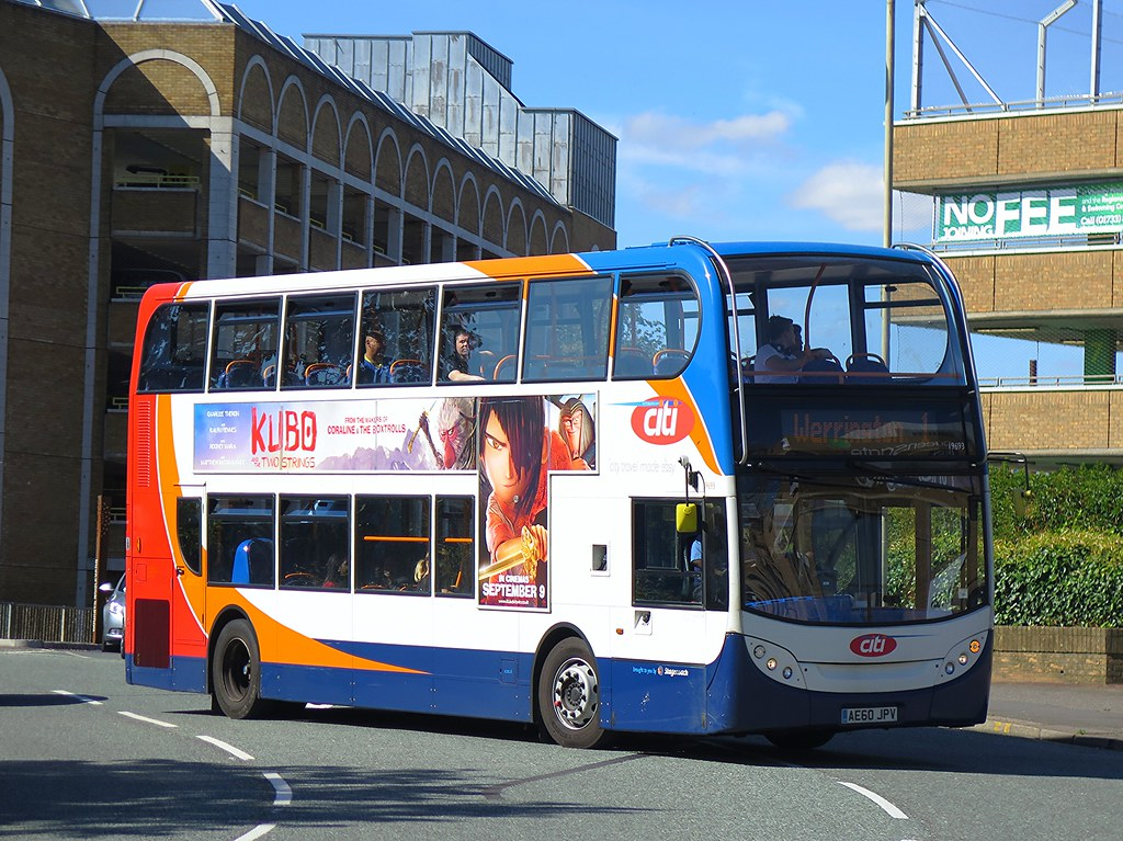 ... Stagecoach East 19693 (AE60JPV) - 26-08-16 | by peter_b2008