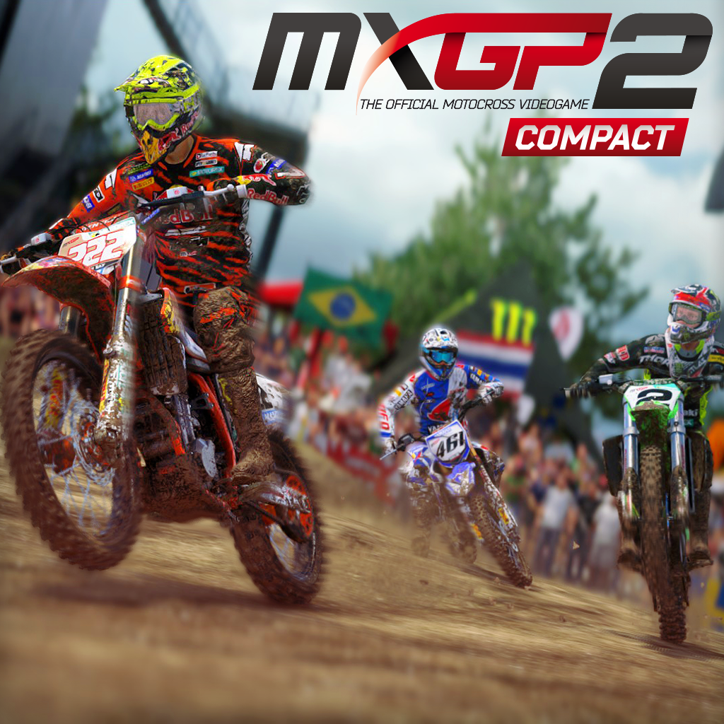 MXGP2: The Official Motocross Game Compact