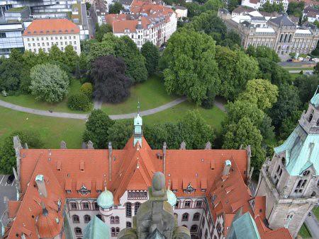 Rathaus 4 locuri de vizitat in Hanovra