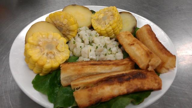 Sweet Corn Ceviche Recipes — Dishmaps