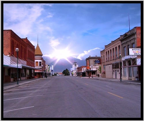 Ritzville WA ~ Small Town ~ Series Going Back Home Toronto ...