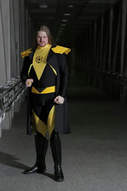 Yellow Lantern Costume | Flickr - Photo Sharing!