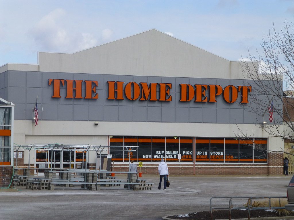 The Home Depot South Lone Hill Avenue Glendora Ca