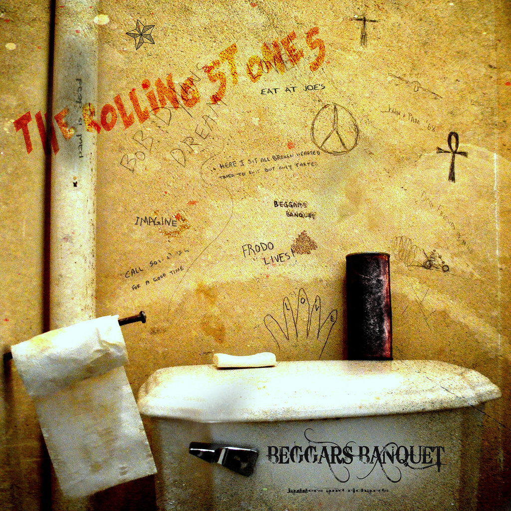 Beggars Banquet The Rolling Stones I Knew There Was A