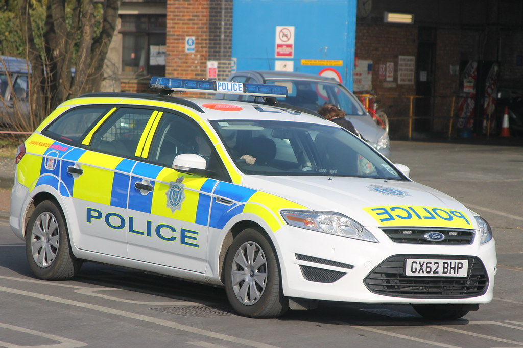 Police Car Photos Uk