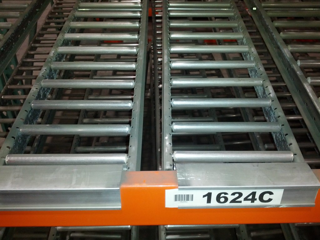 ... Span Track FOB Lakewood, NJ | By East Coast Storage Equipment