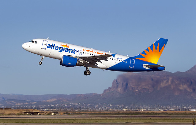 Allegiant Air Airbus A319 N301NV
