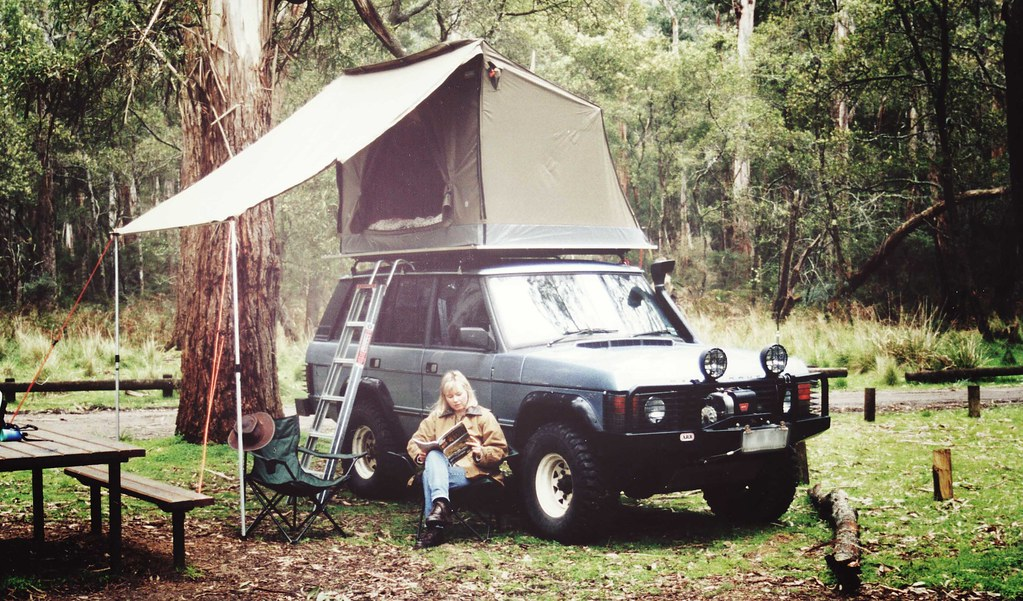 ... Oztent RV-1 roof rack | by Oztent Australia & Oztent RV-1 roof rack | Oztent Australia | Flickr