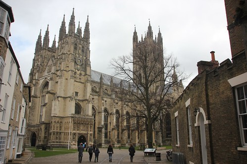 Canterbury Cathedral | by Matthew Black