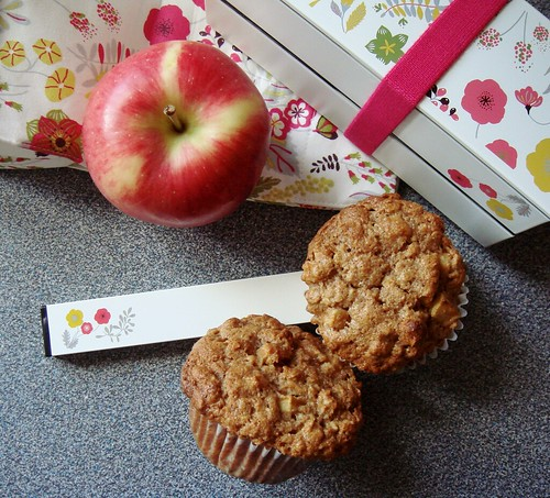 Maple Apple Multigrain Muffin | Inspired by a recipe card ...