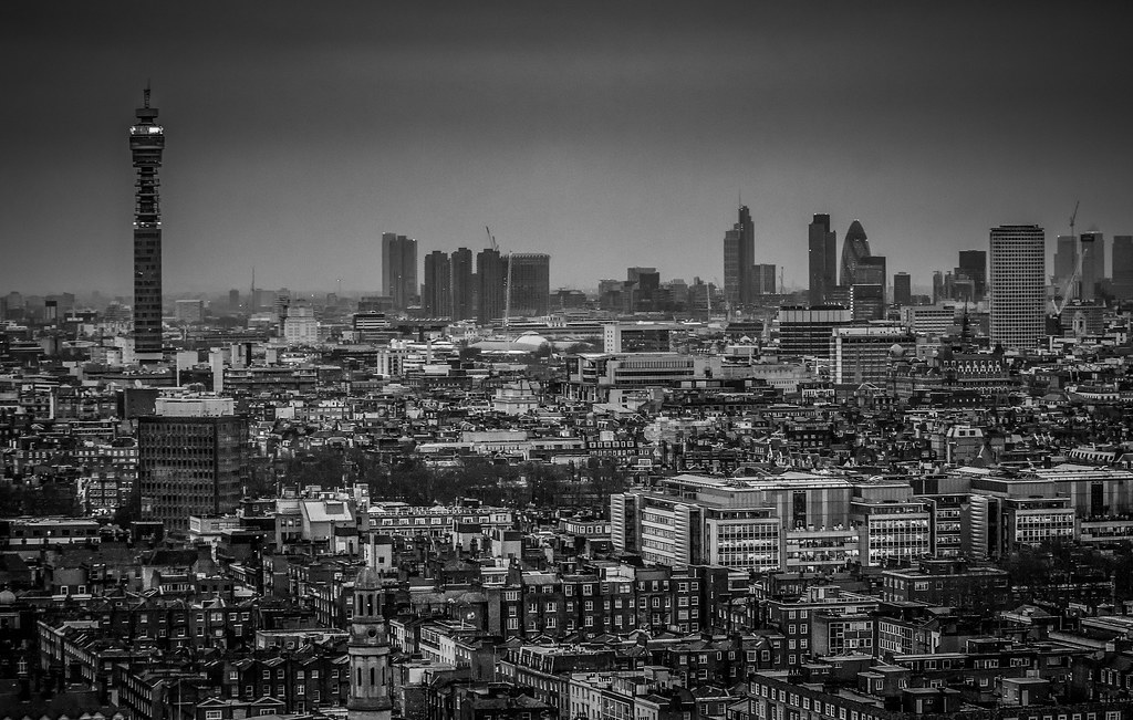 London Architecture Skyline London Skyline | by