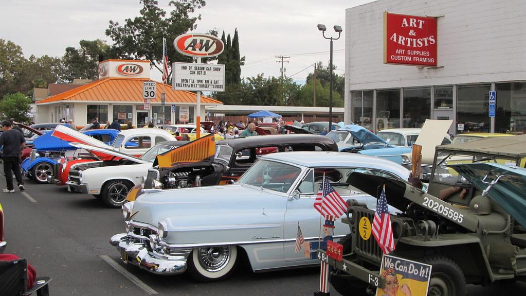 Lodi Car Show