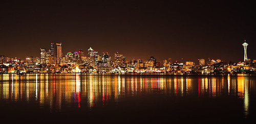 Seattle from Gas Works | by spurekar