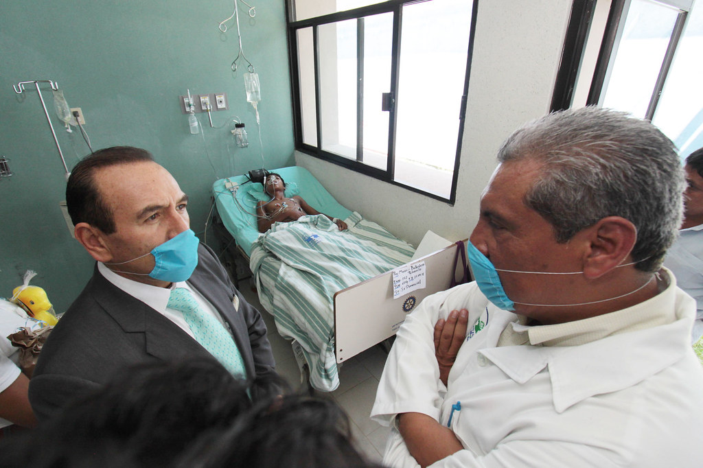 Baño De Regadera Paciente:14/08/2011 OTORGA HOSPITAL DE NIÑEZ OAXAQUEÑA, ATENCIÓN…
