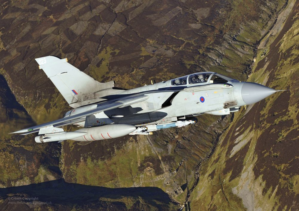 Raf Tornado Gr4 A Xi B Sqn Tornado Gr4 Training For