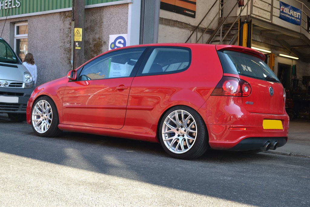 VW Golf R32 Zit...