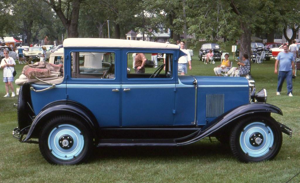 4 Door Convertible >> 1929 Chevrolet Landau 4 door convertible | Richard Spiegelman | Flickr