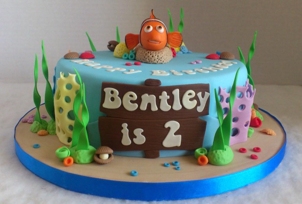 Finding Nemo Birthday Cake Liz Flickr