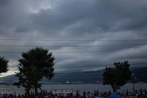 Suwako-Lake Fireworks Festival 2016 01